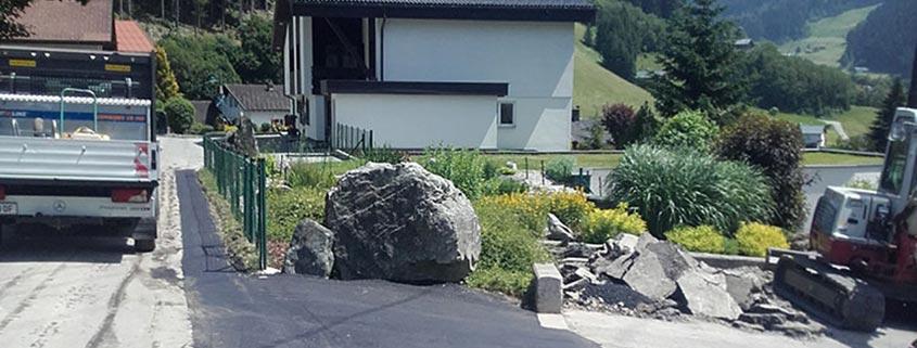 Asphaltbau Montafon